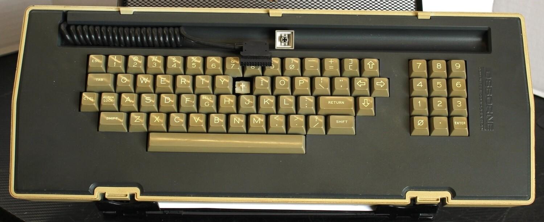 Osborne 1 Computer Keyboard
