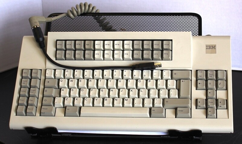 IBM 73X3832 Data Entry Keyboard (Unsaver)