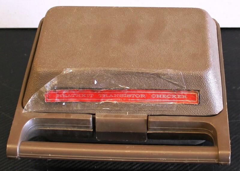 Heathkit IT-18 Transistor Checker