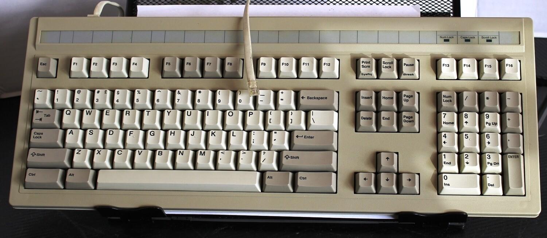 ADDS 533-10000 ANSI Terminal Keyboard