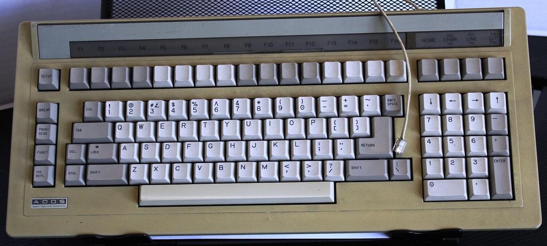 ADDS 2020 Keyboard