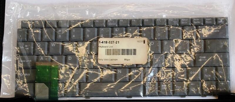 Sony PCG-505 Series Laptop Keyboard, New