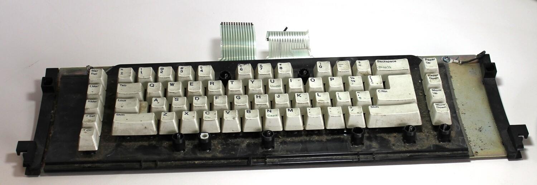IBM Wheel Writer keyboard