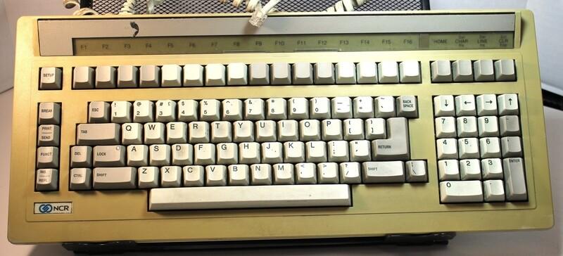 NCR 2920-9002-9000 4950 Keyboard