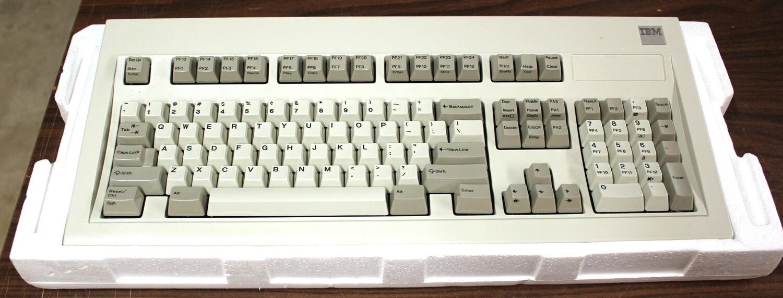 IBM 1392835 Terminal Keyboard, New in Box