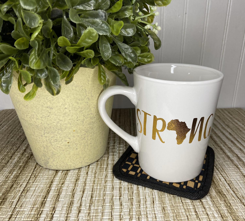 Strong Mug - White