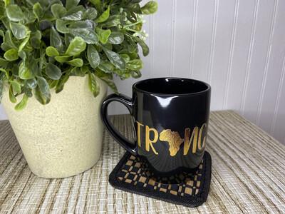 Strong Mug - Black