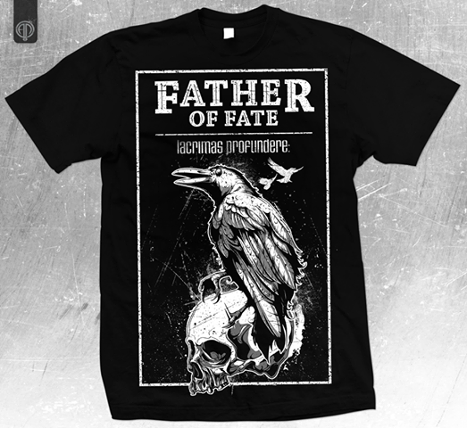 "T-Shirt ""Father Of Fate"""