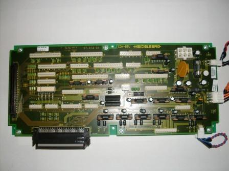 Screen PT-R8xxx PCB CON86-Board