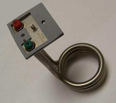 Heater w Gasket 800 Watt