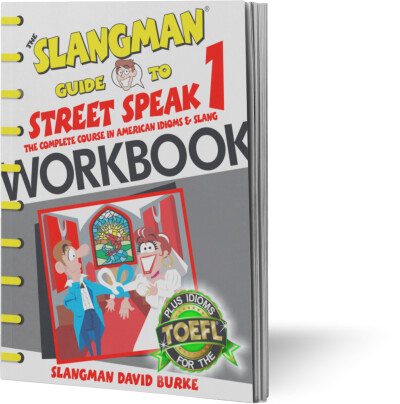 STREET SPEAK 1 (Workbook only)