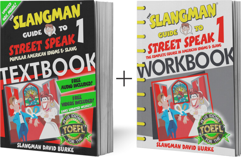 STREET SPEAK 1 (Student Bundle - Textbook & Workbook)