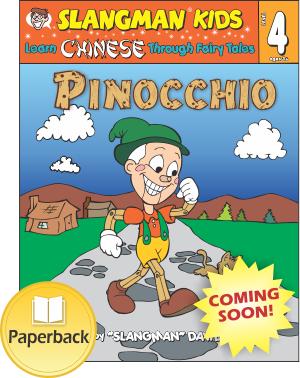 (LEVEL 4 - Paperback) PINOCCHIO - English to Chinese