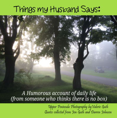 Things My Husband Says - Book by Valerie Guth