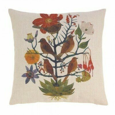 NATURAL GARDEN DECORATIVE PILLOW by Accent Plus