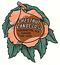 Chestnut deck decal