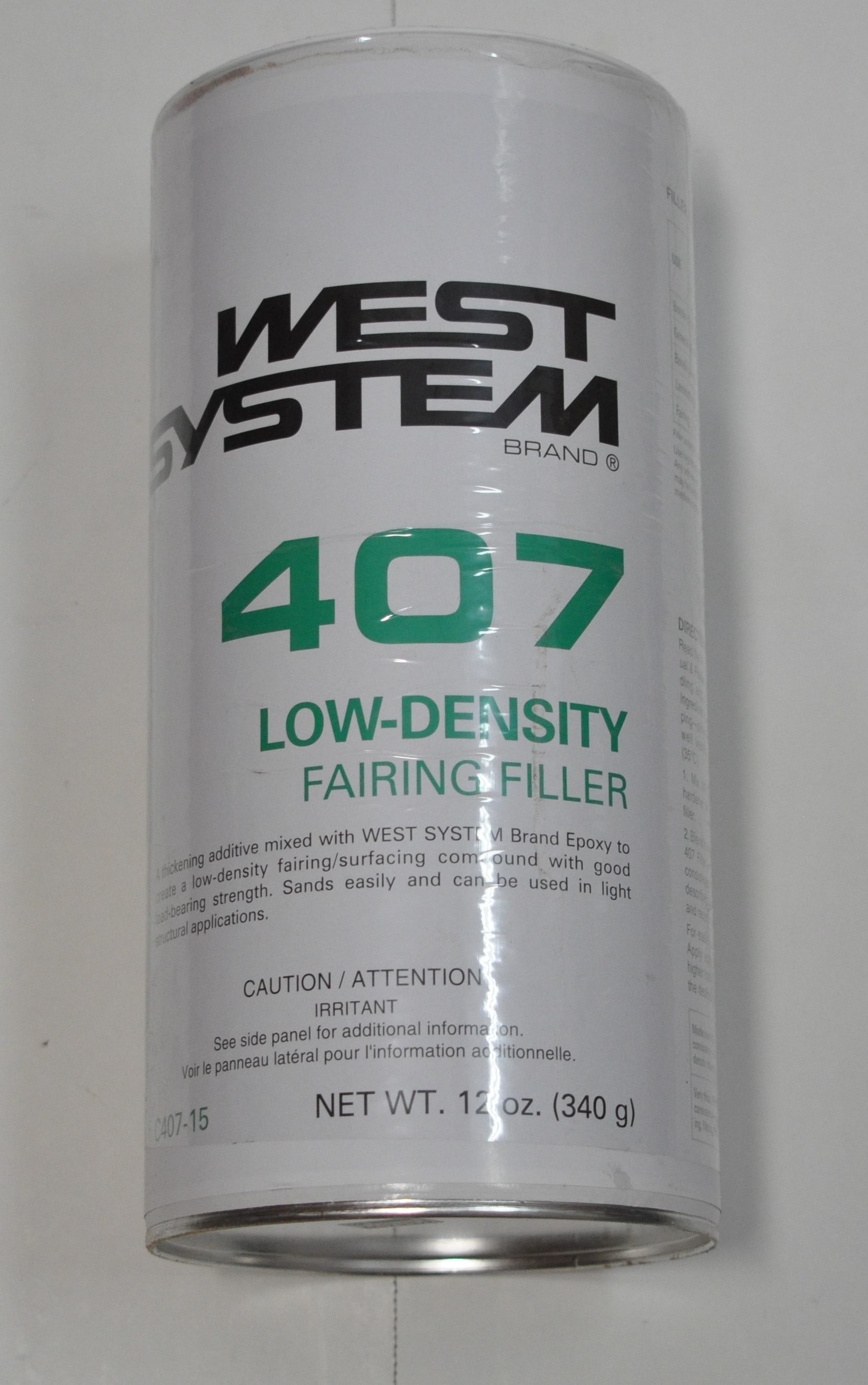 West 407 Low density filler 407