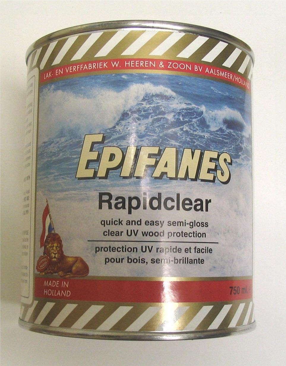 Epiphanes Rapid Clear EPIRCC