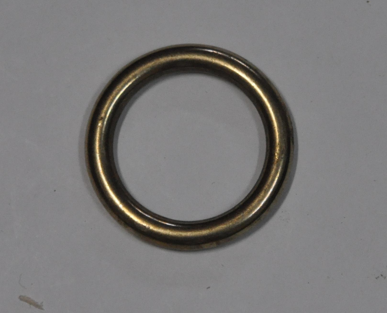 Bronze painters rings rings