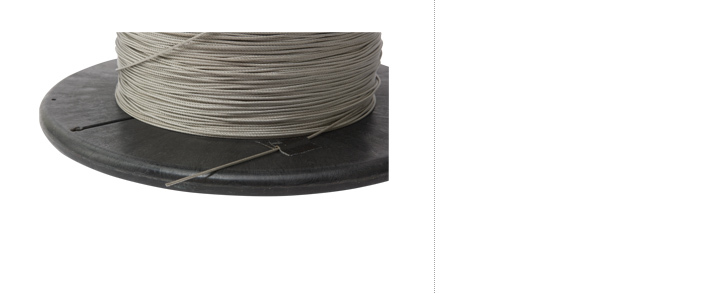 Rudder cable 1/16 cable