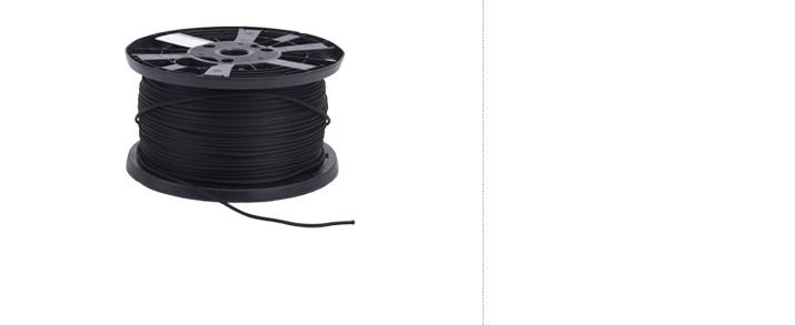 Deck line cordage cord