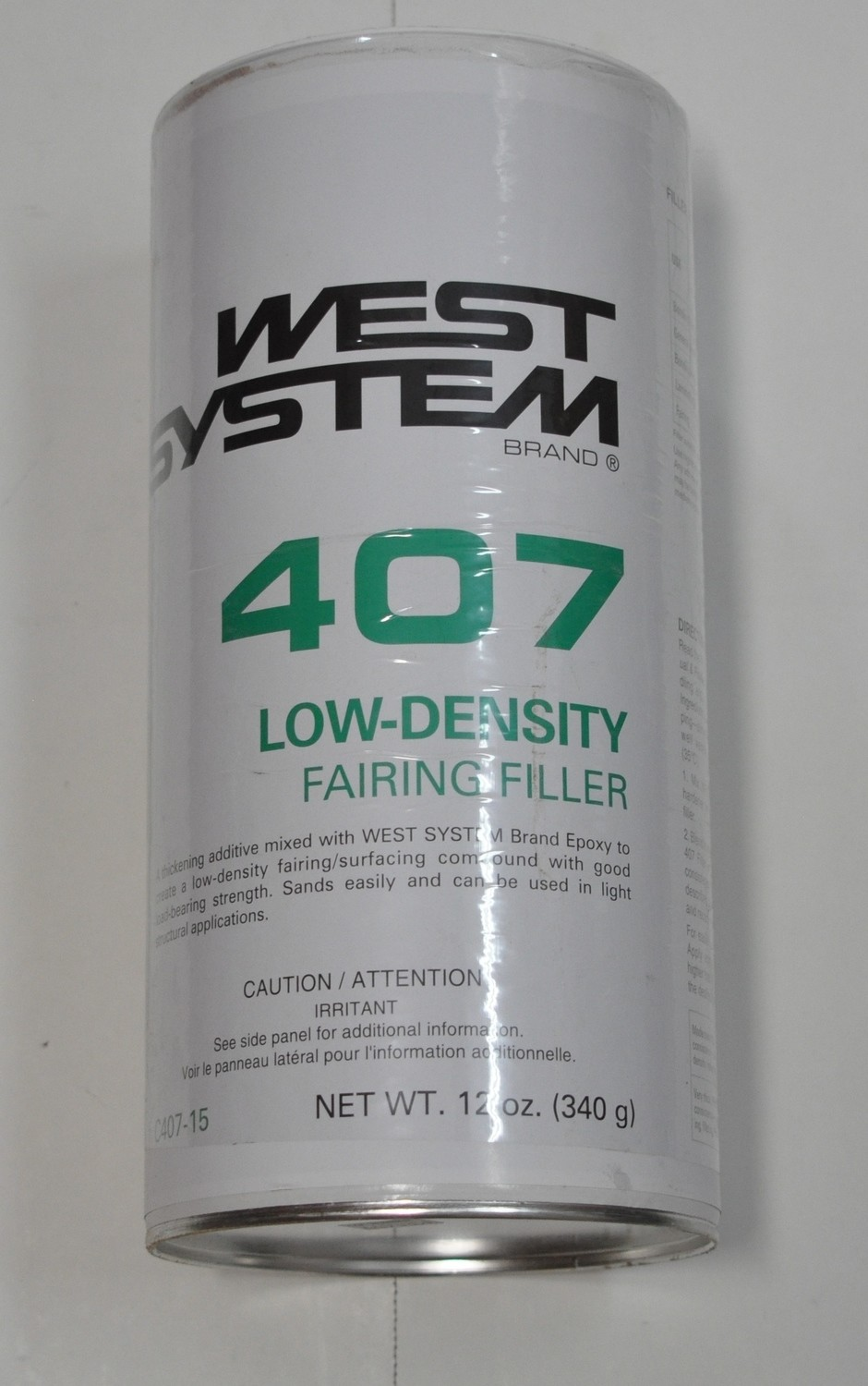 West 407 Low density filler