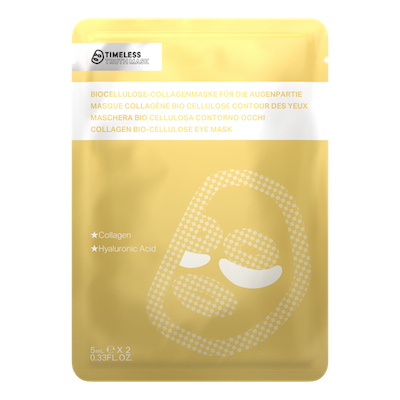 ​COLLAGEN BIO-CELLULOSE EYE MASK