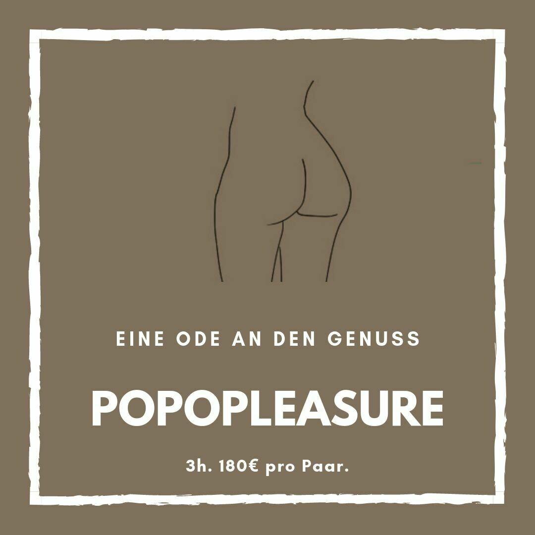 3h Popo Pleasure Workshop für Paare
