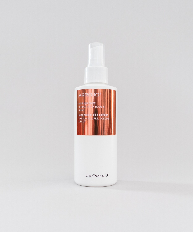 set & style spray