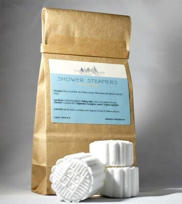Shower Steamers - 6 Pack