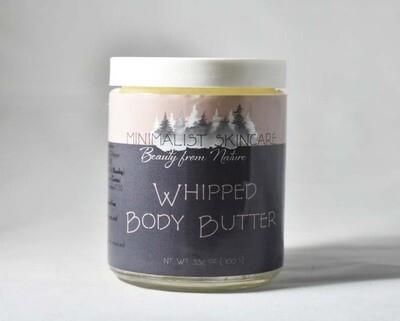 Whipped Body Butter 8 oz. (7.5 oz/219 g)