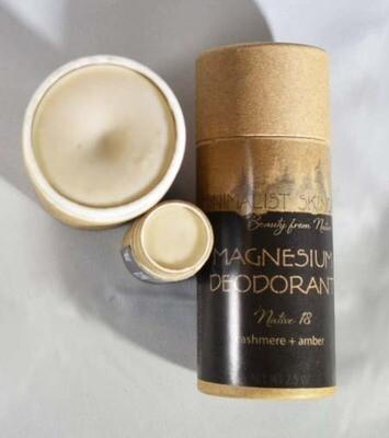 Magnesium Deodorant - 2 pack