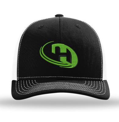 Damage Hitter Snapback Trucker Hat