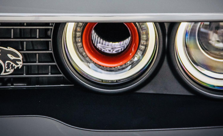 DIABLO Painted Headlight Rings - PAIR