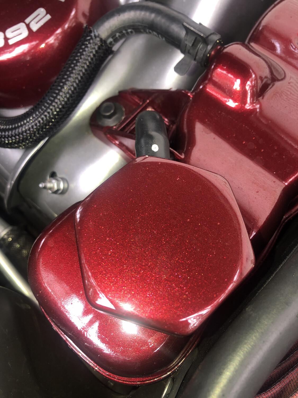 Painted Radiator Cap