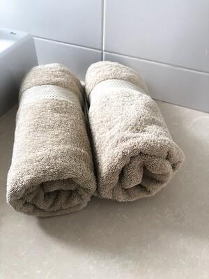 Bath towel / Toalla de baño