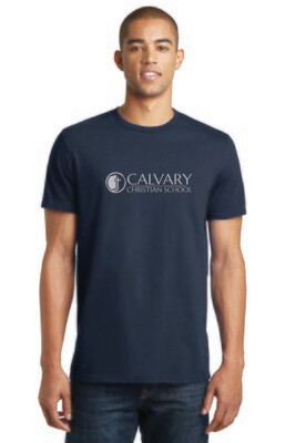 Men's Concert Tee Calvary Christian School