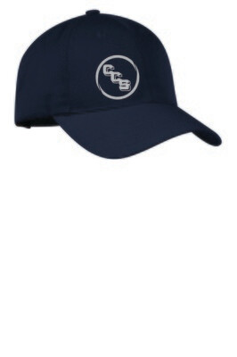Nylon twill Performance cap Calvary Christian School