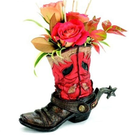 Floral Boot