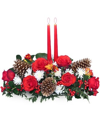 Yuletide Centerpiece