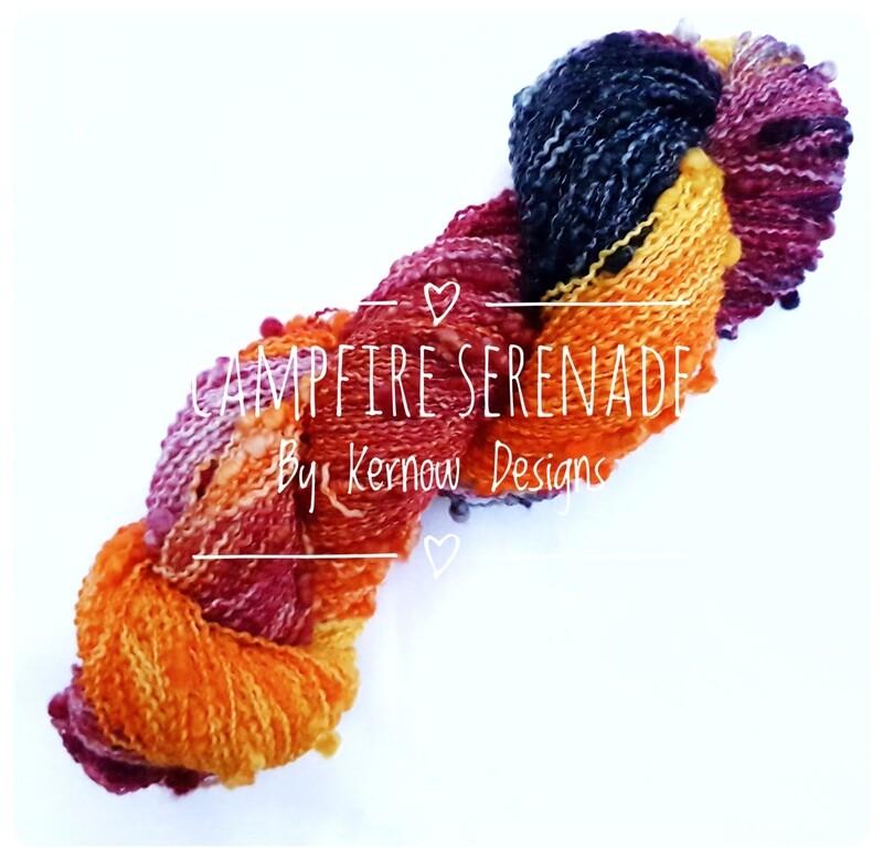 Campfire Serenade Hand Dyed Yarn