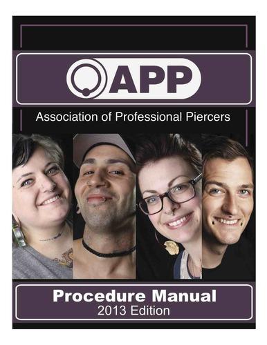 Procedure Manual PDF digital download