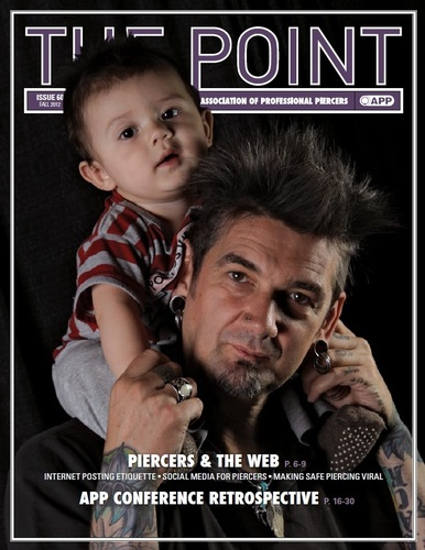The Point Back Issues