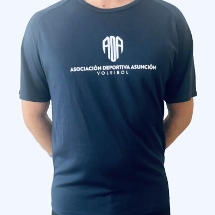 Camiseta oficial de entrenamiento ADA COLOR AZUL