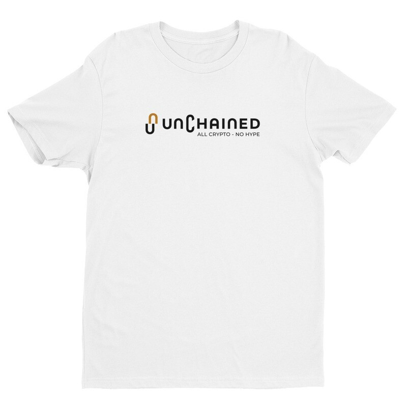 The Unchained T-Shirt -- White