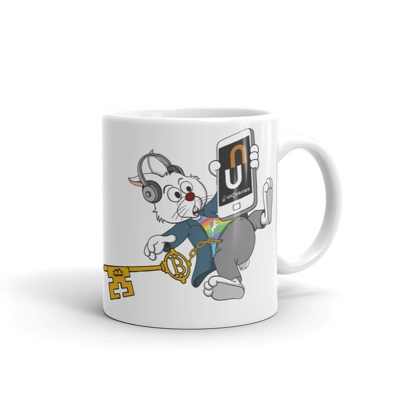 The Unchained Rabbit Mug