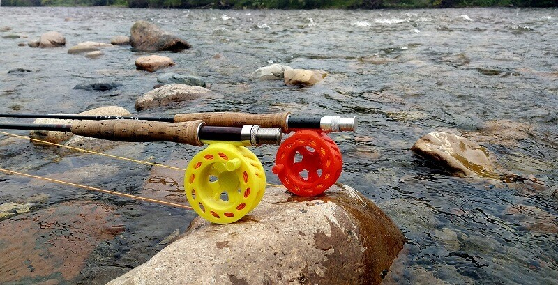 Fly reels - Light magnet series