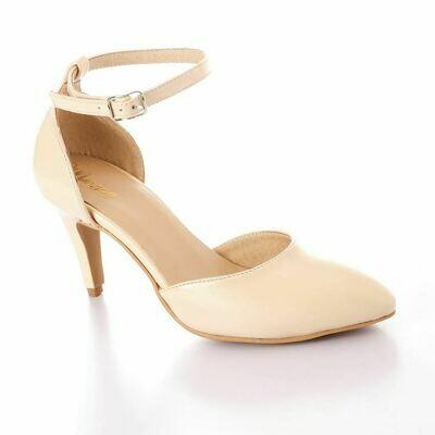 3342 Shoes - Beige sSatan