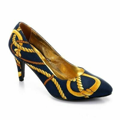 3341 Shoes - Navy