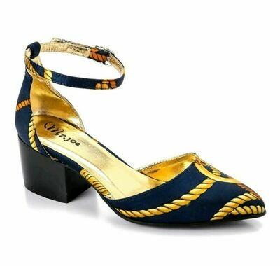 3347 Shoes - Navy